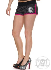 Metal Mulisha Race Track Walkshorts