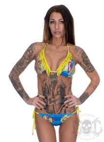 Affliction Brooklyn Bikini