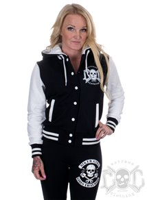eXc eXc Black and White Jacket