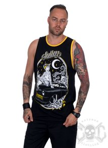 Sullen Midnight Maiden Tank