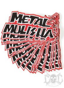 Metal Mulisha Deegan 12inch Sticker