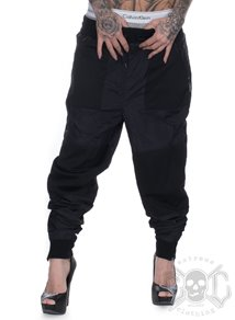Famous Stars And Straps Shadow Nylon Pants Unisex