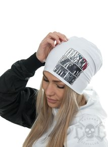 eXc Queen Dont Compete With Hoes Beanie, Vit